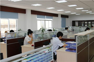 金峰盛|二楼办公区