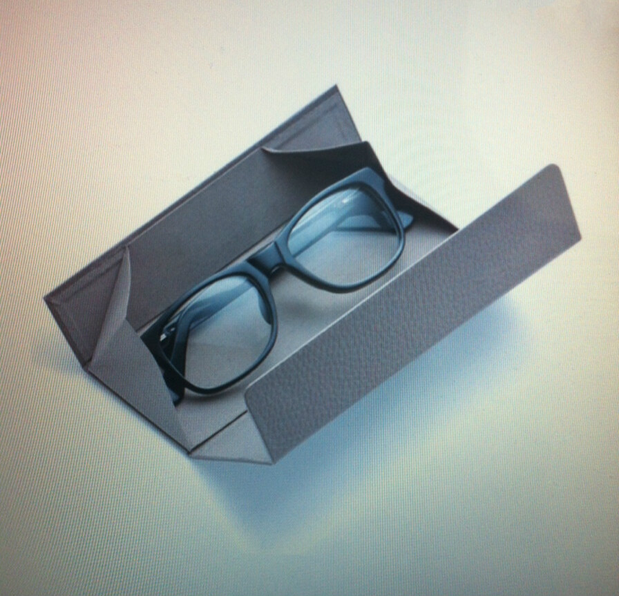 小小眼镜盒