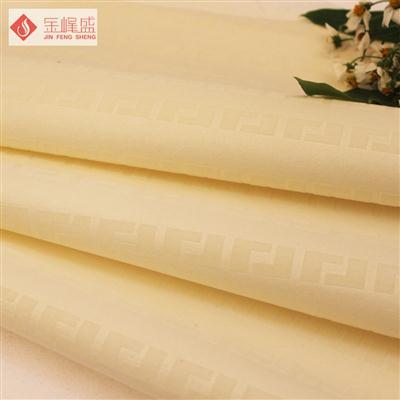 米黄压花植绒布(F01.D1.1007)