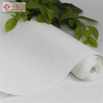 白色珠粒植绒布(G01.P0.0034)